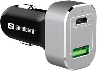 Sandberg Car Charger USB-C