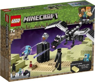 LEGO 21151 Minecraft - The End Battle