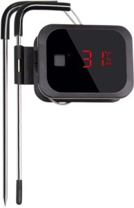 The Flying Culinary Circus FCC BBQ Bluetooth Grilltermometer