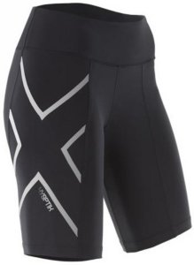 2XU Hyoptic Mid-Rise Compression Shorts (Dame)
