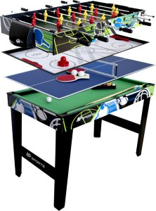 MP Sports 4 in 1 Combo Table