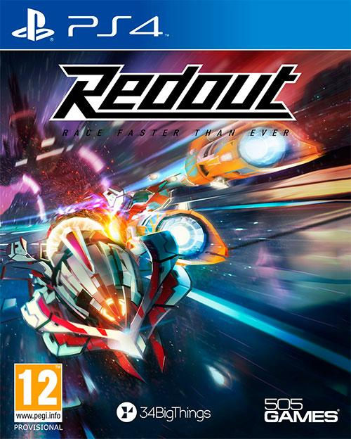 Redout PS4