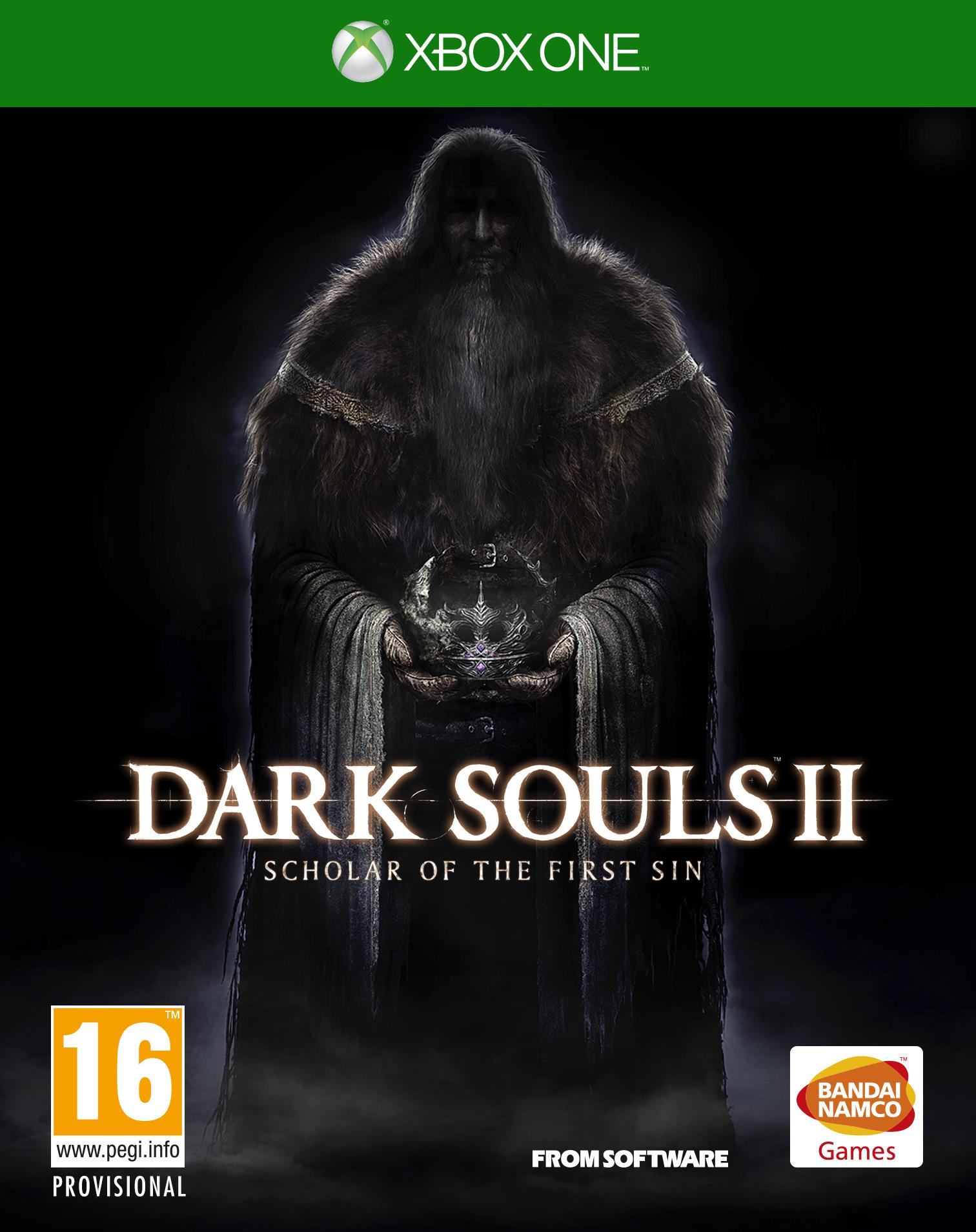 Dark Souls 2 Scholar of the First SinOne Game of the Year Edition