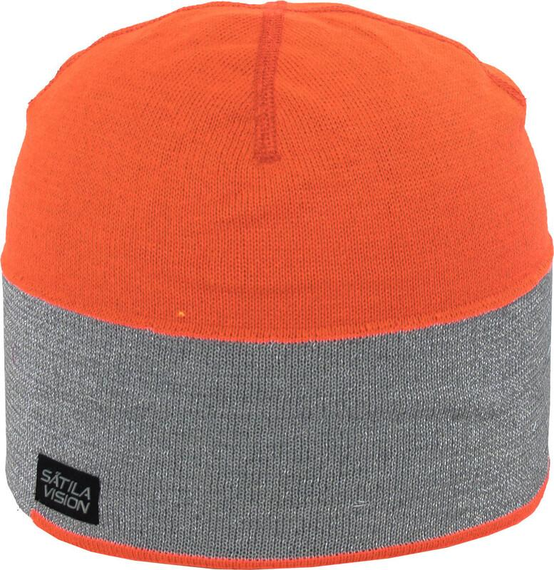Sätila of Sweden X-1 Beanie Hi-Vis Orange L/XL Luer