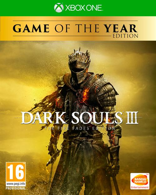 Dark Souls 3 Game of the Year Ed. One The Fire Fades Edition
