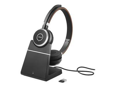 Jabra Evolve - ladestativ for hodemikrotelefon 14207-39