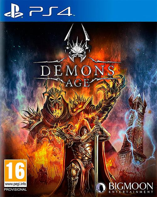 Demons Age PS4