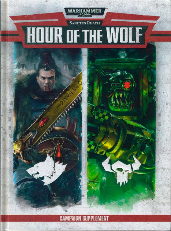 Sanctus Reach Hour of the Wolf (Bok)