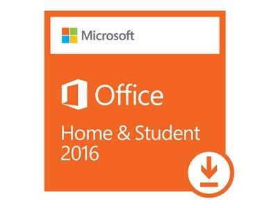 Microsoft Office Home and Student 2016 - lisens - 1 PC 79G-04294