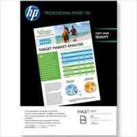 HP Professional Matt Papir for Blekk A4, 200 ark, 120 g/m² (Q6593A)