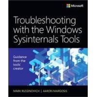 Russinovich, Mark E. Troubleshooting with the Windows Sysinternals Tools (0735684448)