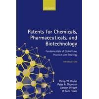 Grubb, Philip W. Patents for Chemicals, Pharmaceuticals, and Biotechnology (0199684731)