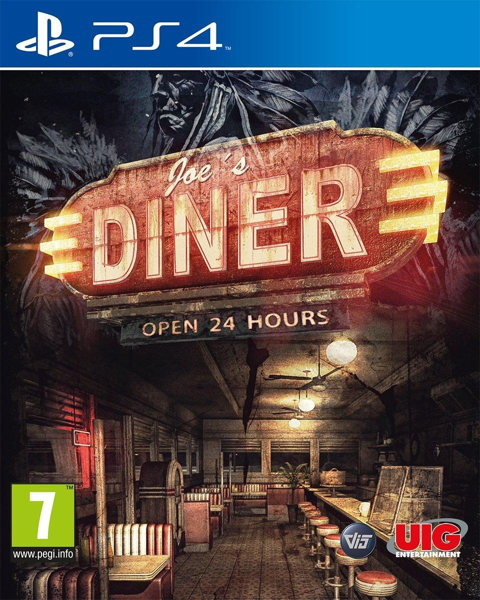 Joes Diner PS4