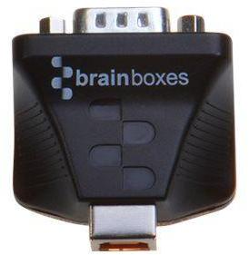 BRAINBOXES US-159 - seriell adapter (US-159)