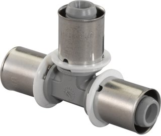 UPONOR PPSU T-RØR 25MM