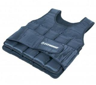 FitNord Weight vest 10 kg (adjustable weights)