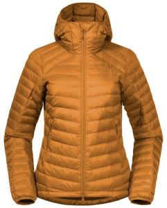 Dunjakke til dame Bergans Røros Down Light Jacket W XL Lig