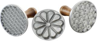 Nordic Ware All Season Cookie Stamps Set