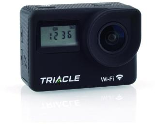 TRIACLE ACTION CAMERA 4K WIFI BK
