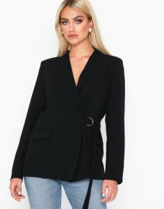 NLY Trend Wrap Belted Blazer dame