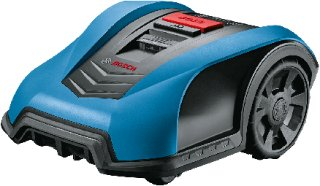 Bosch - Cover For Indego Robotic Lawn Mower - Blue   234Z8P
