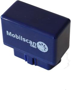 Mobilscan Android OBD adapter, Bluetooth, diagnostic interface (MBSOBDBT)
