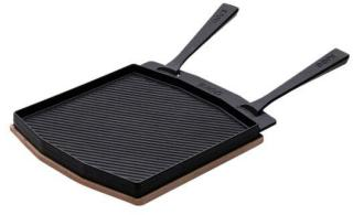 OONI GRIZZLER TOSIDIG GRILLPLATE