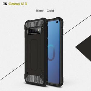 CoreParts Style 1 - S10 Black Cover (MOBX-COVER-S10-STYLE1)