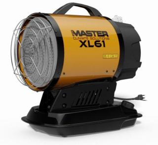 Master Climate Solutions Master Heater Infra XL61 17KW