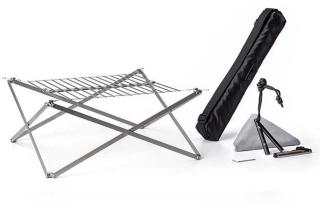 Wolf and Grizzly M1 Grill Kit med Fire Set