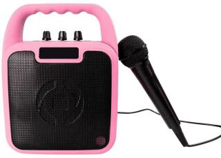 Celly Kids Party Speaker with Mic - Blå X24-E