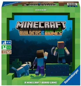 Brädspel.se / Spilbraet Minecraft The Board Game Brettspill