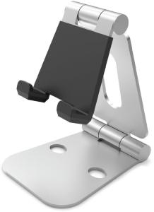 Desire2 Rotatable Stand (iPhone/iPad) - Silver Q11-T
