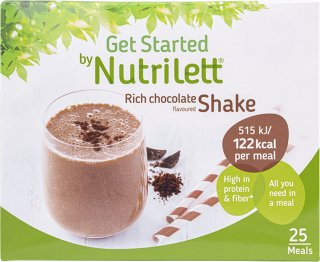 Rich Chocolate Shake, 25-pack OS