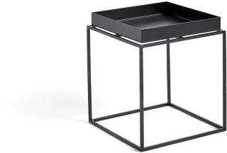 HAY Sofabord, Tray Table S, Farge: Sort