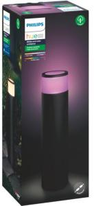 Philips Hue Philips Hue WCA Calla Pidestall Sort 60150 Philips Hue Outdoor