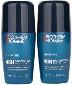 48H Day Control Duo,  Biotherm Homme Deodorant
