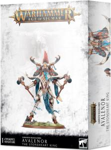Lumineth Realm Lords Avalenor Stoneheart Warhammer Age of Sigmar