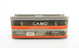 Camo freseskrue A4 3x60 a350 syrefast 1 bits