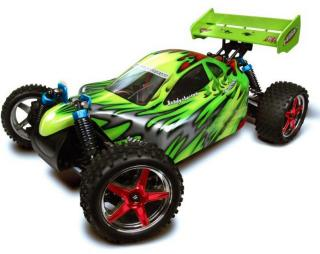 HSP XSTR Pro Off-Road Buggy 1/10 2.4 Ghz Brushless Green