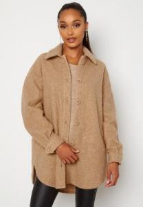 ONLY Piper Shacket Cuban sand L