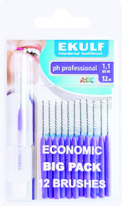 Ekulf PH Professional 1,1 mm - 1,1 mm - 12 stk