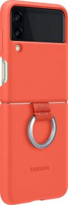 Samsung Silicone Cover for Galaxy Z Flip3 - Coral