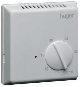 Hager Thermostat 1no without diode EK054