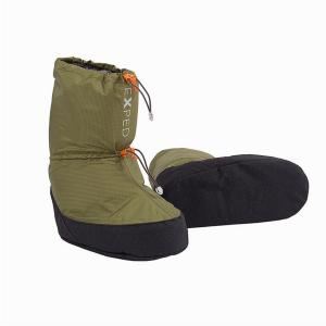 Robust fotposer L Exped Bivy Booty L Moss Green