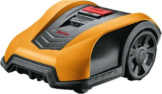 Bosch - Cover For Indego Robotic Lawn Mower - Orange/Yellow   234Z8N
