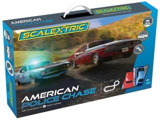 Scalextric Bilbane - American Police Chase