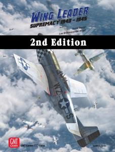 Wing Leader Supremacy 1943-45 Brettspill 2nd Edition 2021