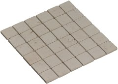 Right Price Tiles Crema Luna 5x5 Marmor
