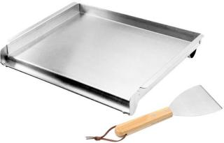 FCC BBQ Grillplate med spade Flying Culinary Circus